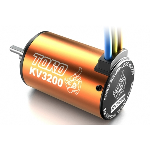 SkyRC TORO 5400KV 2Y BL Motor for 1/10 CAR