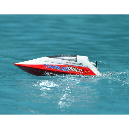 Volantex RC Tumbler Auto-roll-back Pool Racer 796-1 RTR