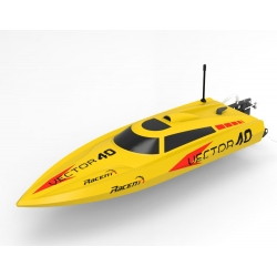Volantex RC Vector 40(cm) High speed racing boat ABS Unibody made 797-1 brushless RTR