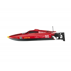 Volantex RC Vector 80 (cm) High speed ABS Unibody Boats 798-1 brushless PNP