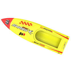 Volantex RC Vector PRO ABS plastic Popular fashion high speed rc boats 798-2 ARTR