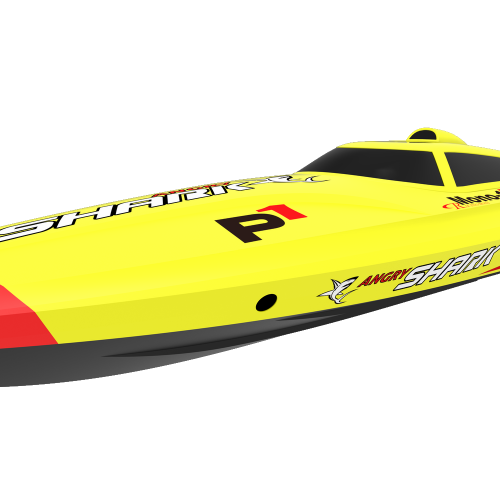 Volantex RC Vector PRO ABS plastic Popular fashion high speed rc boats 798-2 PNP