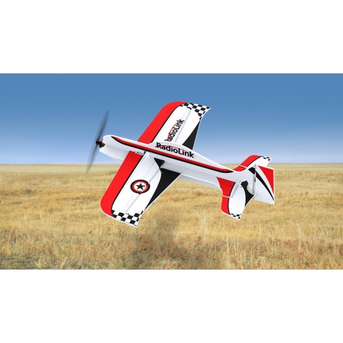 Radiolink A560 Airplane 3D PP Fixed Wing RC Aircraft Plane 560mm Wingspan PNP for Beginner Trainer