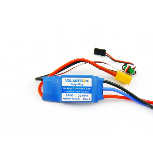 Volantex RC Brushless ESC 30A for ASW28 759-1